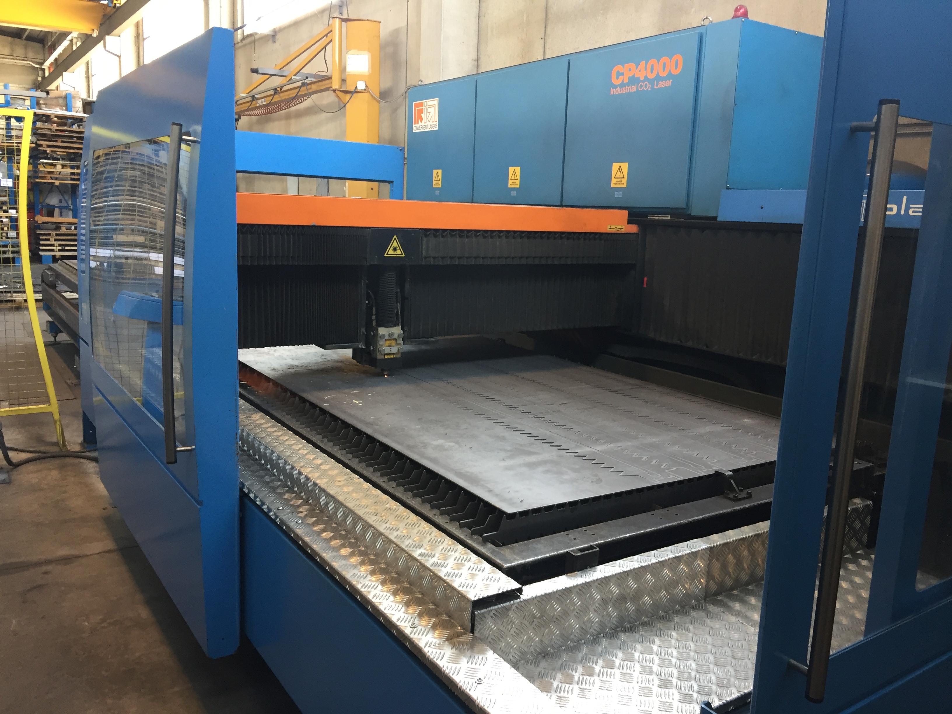 Lamieraservizi s r l laser prima industrie platino 1530 cp4000 - Letto da fachiro ...